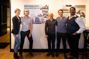 BWW Feature: MY FAIR CITY at Hennepin Theatre Trust