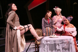 BWW Review: THE REVOLUTIONISTS at Santa Paula Theater Center