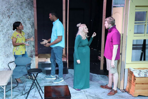 BWW Review: CLYBOURNE PARK at Trinity Theatre Company
