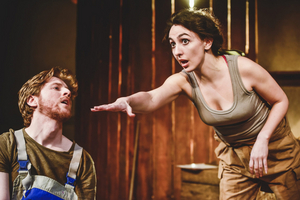 BWW Review: NOT QUITE JERUSALEM, Finborough Theatre