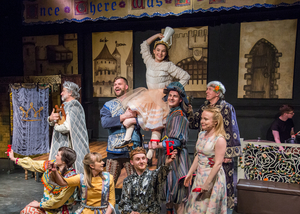 BWW Review: ONCE UPON A MATTRESS, Upstairs At The Gatehouse