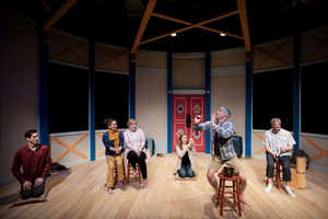 BWW Review: SMALL MOUTH SOUNDS at Virginia Repertory Company And Cadence Theatre Company Reveals Acting Artistry