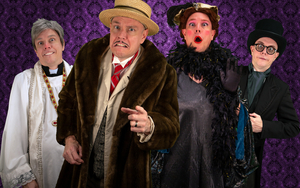 BWW Review: A GENTLEMAN'S GUIDE TO LOVE AND MURDER at City Springs Theatre
