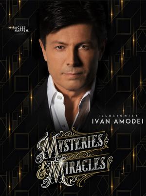 See Winner of Penn & Teller Fool US, Illusionist Ivan Amodei