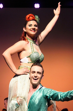 BWW Review: BAZ LUHRMANNS STRICTLY BALLROOM at Centrestage Theatre - Orewa Reviewed By Pauline Vella