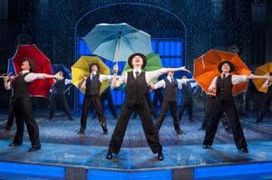 SINGIN' IN THE RAIN Comes to Birmingham Hippodrome