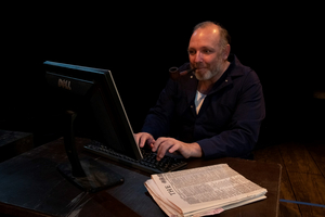 BWW Review: THE ONION GAME at BUFFALO'S IRISH CLASSICAL THEATRE is  a WICKED RIDE