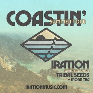 Iration Announces New Album COASTIN' & Summer Headlining Tour