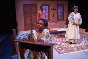 BWW Review: THE CONVERT mesmerizes at Frank Theatre