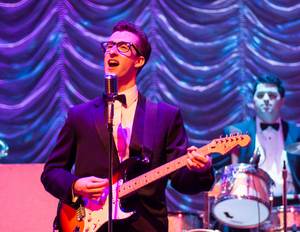 Kentucky Performing Arts to Present BUDDY—THE BUDDY HOLLY STORY