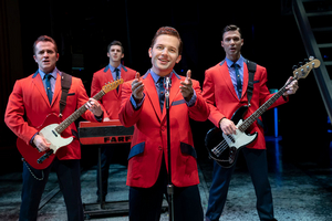 BWW Review: Oh What a Night with the JERSEY BOYS at Saenger Theatre
