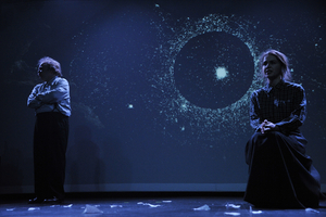 BWW Review: EINSTEIN'S WIFE  at ExPats Theatre