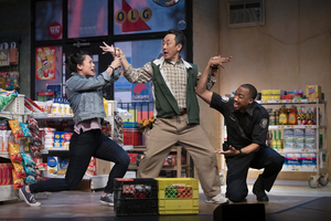 BWW Review: Ok, KIM'S CONVENIENCE Will See You on Tour This Month!