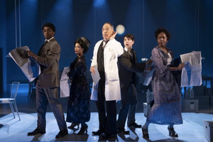 BWW Review: Michael Friedman/Daniel Goldstein's Captivating UNKNOWN SOLDIER Explores The Unreliability Of Memory And The Romance Of Imagination