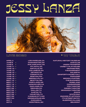 Jessy Lanza Announces North American Tour Dates