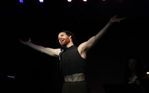 BWW Review: The Latest Presentation Of The Sensible Cabaret at The Duplex, Charlie Johnson's THIS IS A POP SHOW, Really Pops!