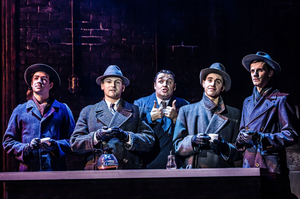BWW Review: CURTAINS, King's Theatre, Glasgow