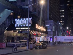 Broadway Shows Discourage Actors from Stage Door During Virus Outbreak