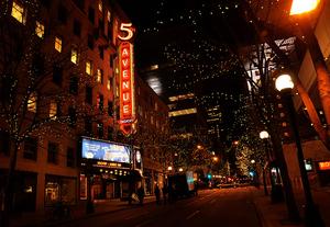 Seattle's 5th Avenue Theatre Closed Over Coronavirus Outbreak