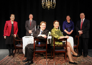 BWW Review: THE DINING ROOM at Square One Theatre Company