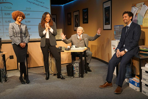 BWW Review: THE PROMOTION at NJ Rep Brings a Contemporary Story of Office Politics to the Long Branch Stage