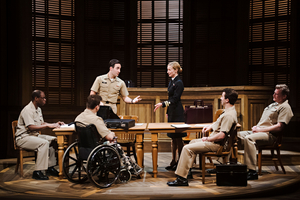 BWW Review: Drayton Entertainment's A FEW GOOD MEN is Captivating Audiences at the St. Jacob's Country Playhouse