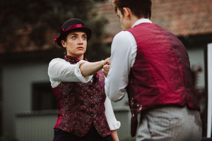 BWW Review: AS YOU LIKE IT at Melbourne Shakespeare Company