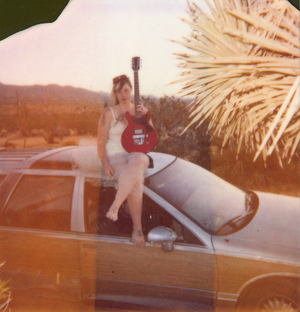 AC Sapphire Shares New Single 'Desert Car'