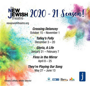 TALLEY'S FOLLY, THEY'RE PLAYING OUR SONG and More Announced For New Jewish Theatre's 2020-21 Season