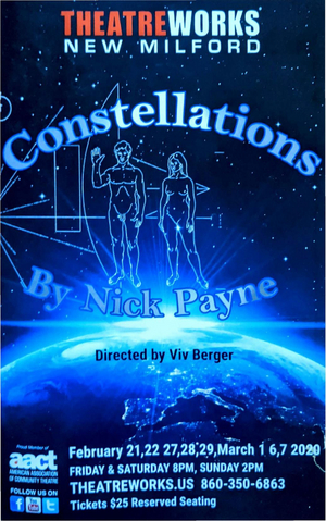 BWW Review: CONSTELLATIONS moved hearts at TheatreWorks New Milford