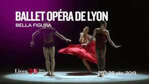 BWW Review: CANCELLED! LYON OPERA BALLET USA TOUR and YAGP NEW YORK FINALS at David H. Koch Theater, Lincoln Center, And Others