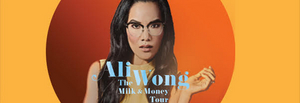 Ali Wong's The Milk & Money Tour at the Majestic Theatre Rescheduled