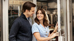 Sara Bareilles and Gavin Creel Leave London's WAITRESS Early Because of Coronavirus Travel Restrictions