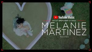 YouTube Music Debuts Melanie Martinez's Artist Spotlight Story