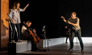 BWW Review: DENIS & KATYA, Southbank Centre
