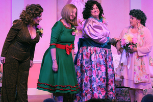 BWW Review: ALWAYS A BRIDESMAID at The Off Broadway Palm