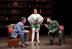 BWW Review:  Arena Stage's CELIA AND FIDEL An Emotionally Taut, Gripping Piece of Revolutionary History