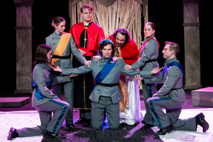 BWW Review:  Brave Spirits' HENRY THE FIFTH Rounds out their History Rep in Sobering, Moving Style
