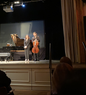 BWW Review: ASPECT CHAMBER MUSIC SERIES PRESENTS A MAGICAL EVENING at Bohemian National Hall