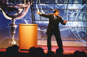 DR. NEIL DEGRASSE TYSON: AN ASTROPHYSICIST GOES TO THE MOVIES Rescheduled at The Palace