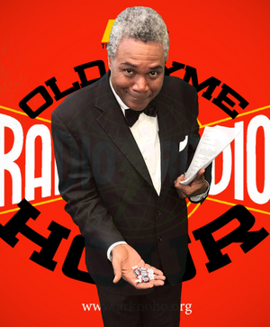 Darryl Maximilian Robinson Appear in The Ark Theatre Company of North Hollywood's THE DICK TRACY RADIO SHOW
