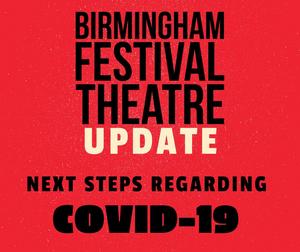 Birmingham Festival Theatre Has Suspended Performances of THE ICE FRONT