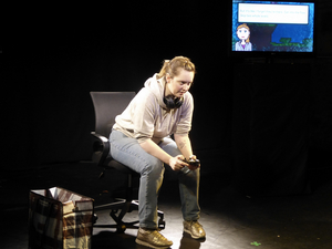 BWW Review: GLITCH, The Vaults
