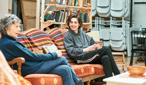 The Old Vic is Closing Temporarily; 4000 MILES Starring Eileen Atkins and Timothée Chalamet to be Postponed