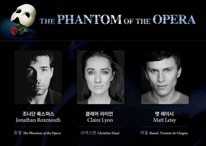 Productions of PHANTOM, REBECCA, and DRACULA Post Record Numbers In South Korea