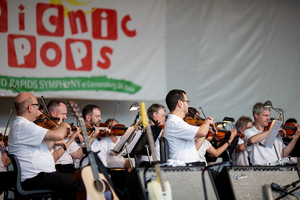 Grand Rapids Symphony Is Offering Free Tickets to Health Care Workers to D&W FRESH MARKET PICNIC POPS Concert in July