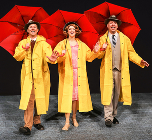 BWW Review: SINGIN' IN THE RAIN at Des Moines Playhouse: A Show to Catch When the Current Storm Lifts!