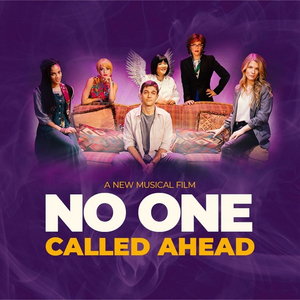 NO ONE CALLED AHEAD Starring Ann Harada and Justin Matthew Sargent is Now Available on Amazon
