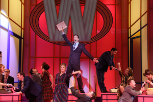 Maltz Jupiter Theatre to Stream Postponed Musical HOW TO SUCCEED IN BUSINESS WITHOUT REALLY TRYING