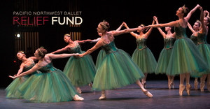 BWW Update: PACIFIC NORTHWEST BALLET RELIEF FUND at McCaw Hall
